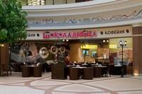 Ресторан Шоколадница - практически самый популярный в России