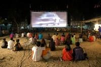 Кинотеатр на свежем воздухе и возможности его создания