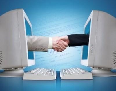 Использование услуг представителя для сдачи отчетности через Интернет