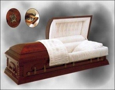 Планируемые услуги в похоронном бюро