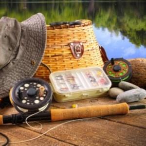 Рыболовный магазин своими силами