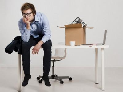 Собственное желание уволиться с низко оплачиваемой работы