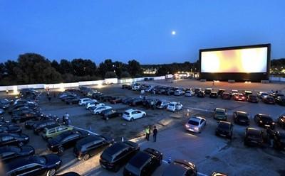 Окупаемость кинотеатра, расположенного под открытым небом