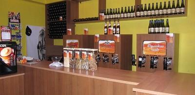 Магазин, продающий живое пиво - как его создать?