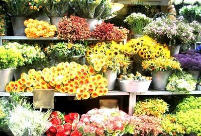 Особенности и преимущества продажи цветов