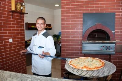 Печь для изготовления пиццы