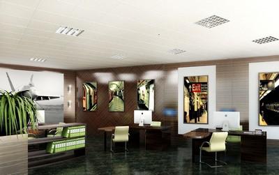 Офисное помещение для транспортной фирмы