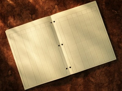 Разлиновка журнала регистрации