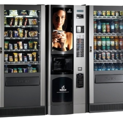 Автоматы для вендинга - как создать такой бизнес?