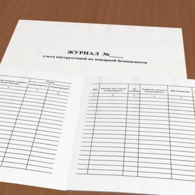 образец заполнения журнала инструктажей по бдд - фото 8