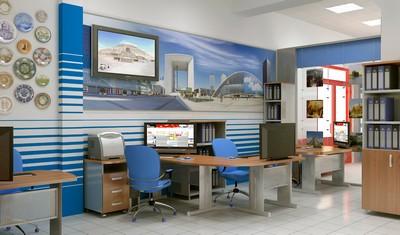 Офис и его оборудование