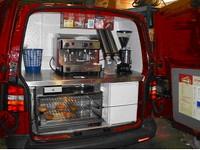 Как оборудовать мобильную кофейню?