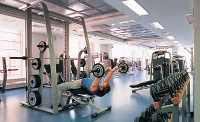Пример оборудования для клуба