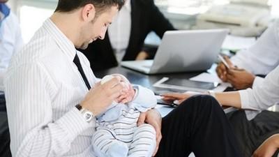 Рождение ребенка - причина оформления отпуска