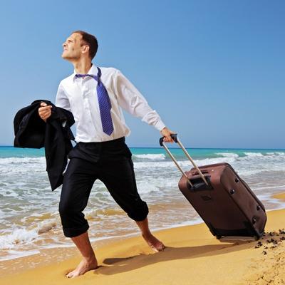 Увольнение, когда сотрудник в отпуске
