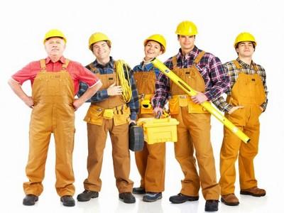 Работники фирмы