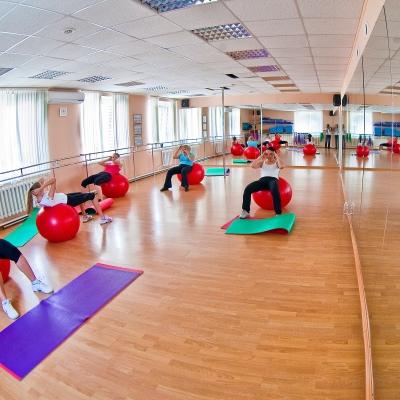 Создание и раскрутка фитнес центра
