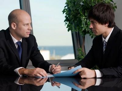 Подписание приказа о назначении руководства