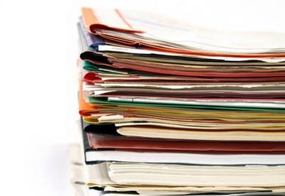 Документы, чтобы отказаться от НДС