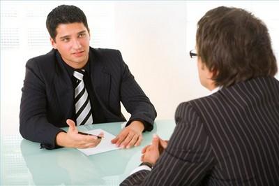 Когда проходит структурированное интервью?