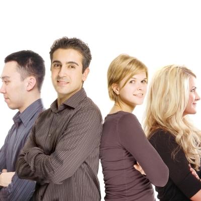 Проведение с кандидатами структурированного интервью