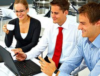 Менеджер, осуществляющий работу с клиентами