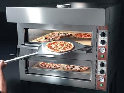 Печи, чтобы изготавливать пиццы