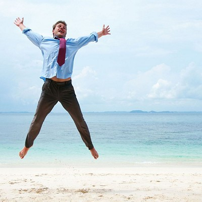 Выход сотрудника в отпуск