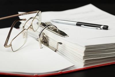 Бумажный документооборот