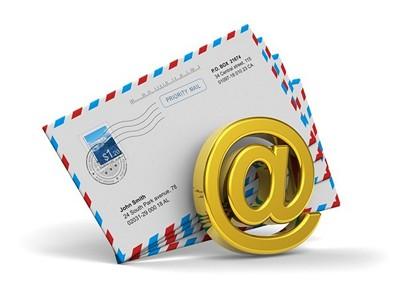 Подача документа письмом или через Интернет
