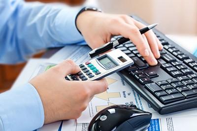 Расчет средств, которые облагаются налогом