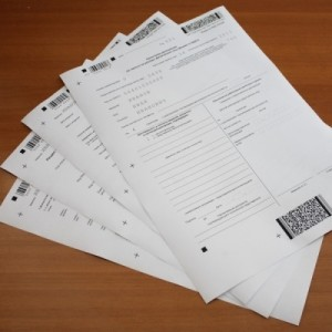 Сдача документа, говорящего о доходах физических лиц
