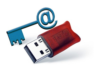 Получение электронного ключа для открытия способа сдачи через Интернет