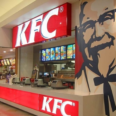 Популярная франшиза KFC