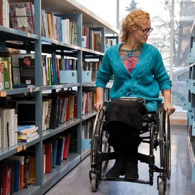 Квота для инвалидов