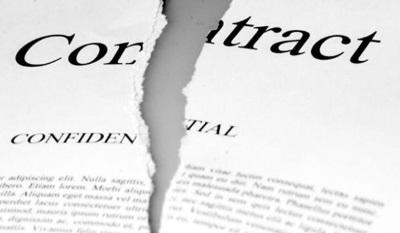 Расторжение договора франчайзинга