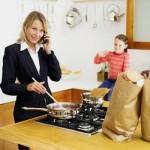 Увольнение с работы по причине ухода за ребенком