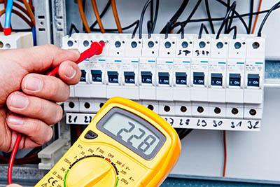 Журнал проверки электрооборудования-заполнение