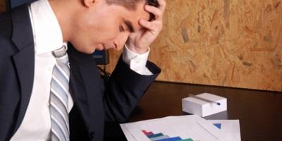 Временная остановка финансовых операций компании