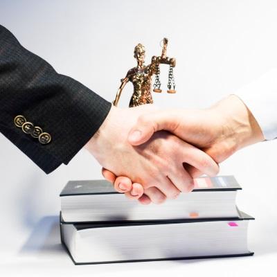 Договор оказания юрид услуг