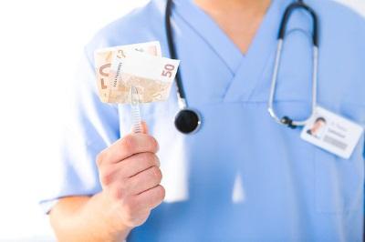 Договор с медицинской организацией на выполнение платных услуг