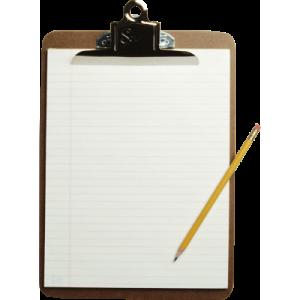 Как написать расписку в полученнии трудовой