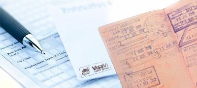 Справка для визы с места работы: образец для шенгенской и иных виз