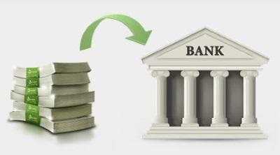 Проводка операций по выплате зарплаты через банк