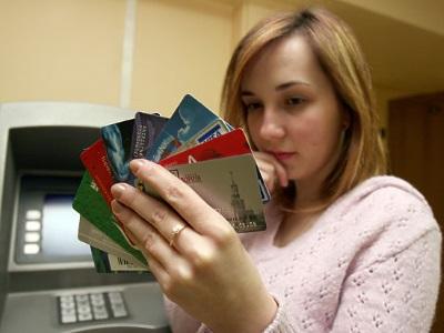 Выбор банка сотрудником для получения зарплаты