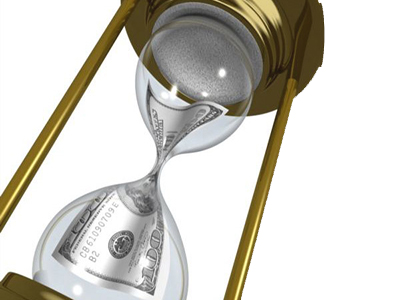 Зависимость периода контракта от вида услуг