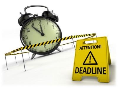 Значение указания сроков в контракте о предоставлении услуг