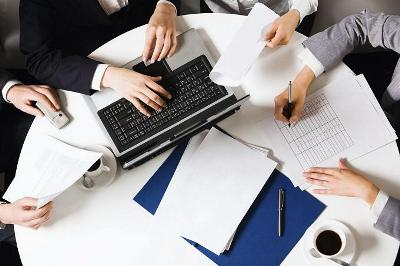 Ведущие этапы реорганизации бизнеса