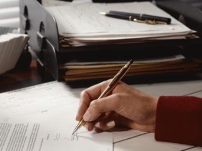 Составление и сдача отчетности для реорганизации предприятия