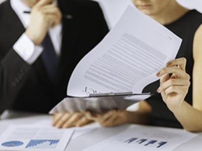 Пункты договора подряда на оказание услуг
